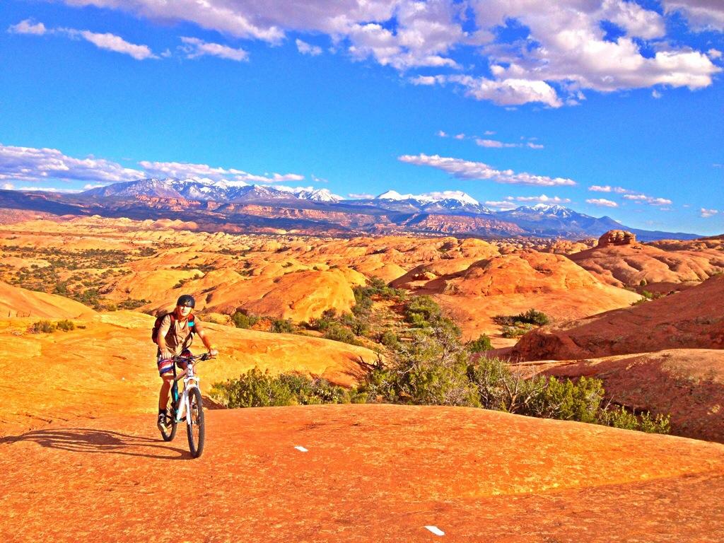 Slick Rock in Moab