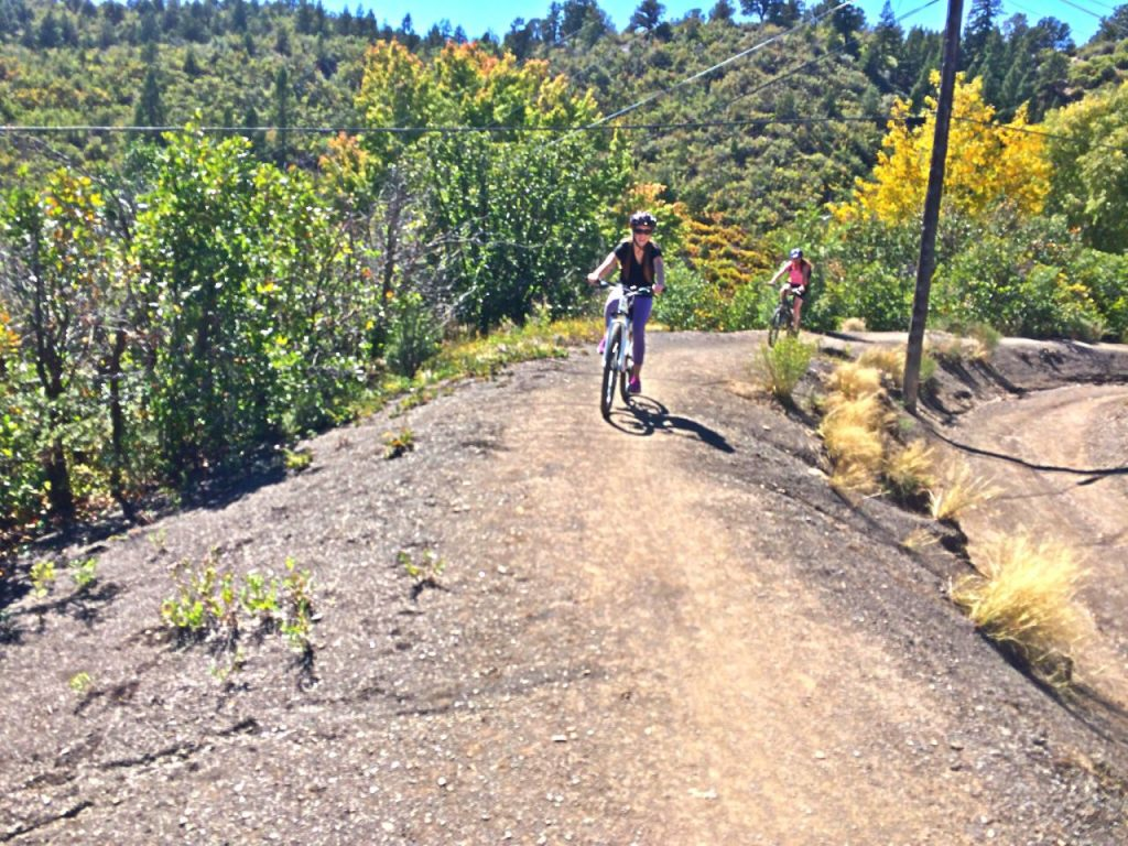 Turning the Corner on Crestview Trail